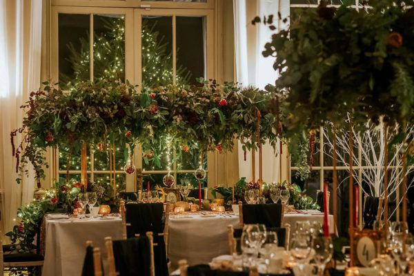 Christmas & Festive Weddings
